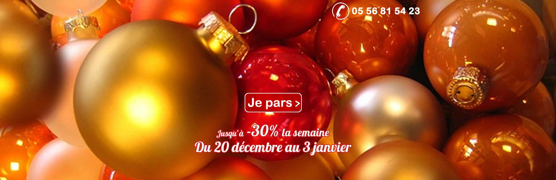 Promotions Noel Nouvel an
