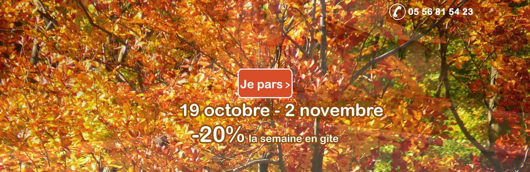 Offre Spéciale Gîte de France Gironde - Gironde - gites-chambres-hotes - location-vacances - week-end - camping - hebergement-plein-air - courts-sejours